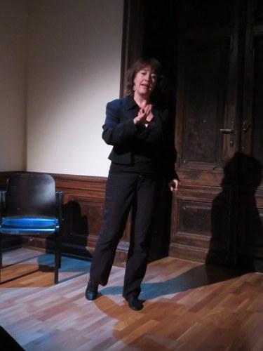 Claudia Mohr, Dr.