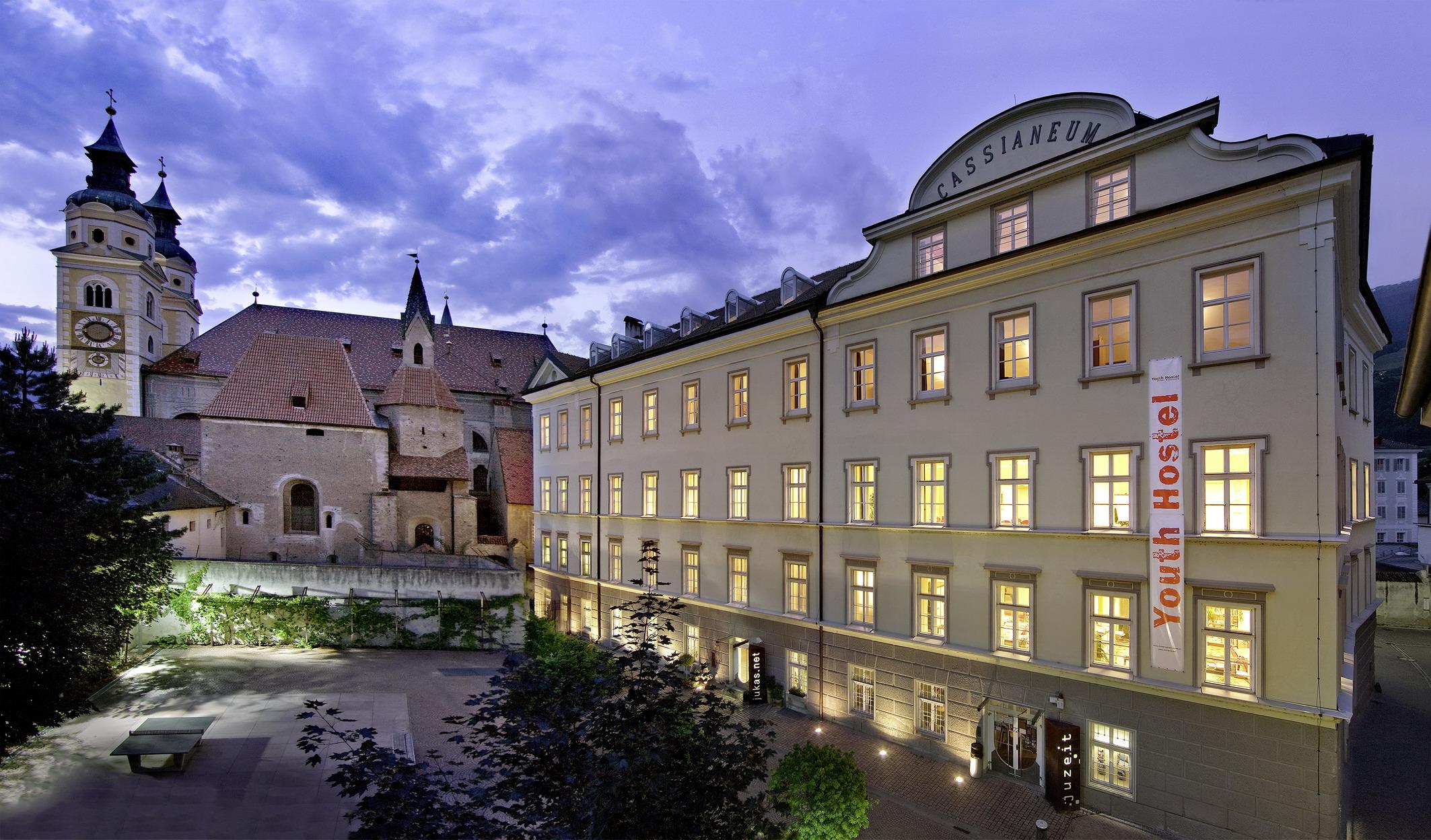 Jugendhaus Kassianeum (Jukas) in Brixen (Südtirol)